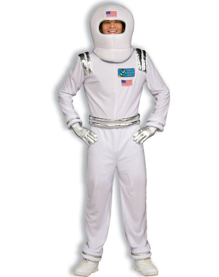 I always prefer a non-sexy version. Like this astronaut costume. I like this better but the sexy one isnt terrible. See other post.