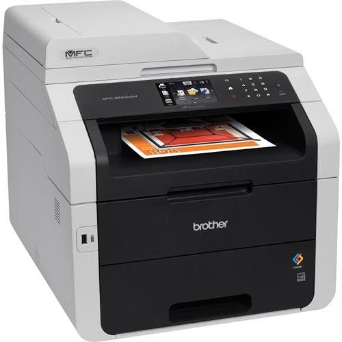 Brother MFC-9340CDW All-in-One Wireless Digital Color Printer, 23ppm Black/Color, 600x2400dpi, 250 Sheet Paper Capacity, USB 2.0 - Print, Copy, Scan, Fax Brother http://www.amazon.com/dp/B00DJG8D88/ref=cm_sw_r_pi_dp_v-Vxwb0BCMJMC
