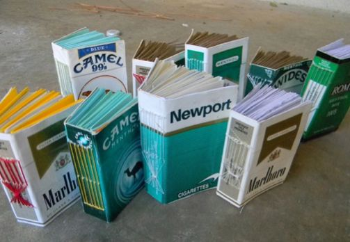 I hate cigarettes, but love this!