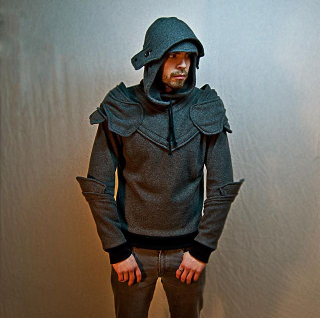 Suit of Armor Hoodie: Costumes, Fashion, Grey Knights, Armour, Christmas Presents, Knights Hoodie, Knights Armors, Suits, Armors Hoodie