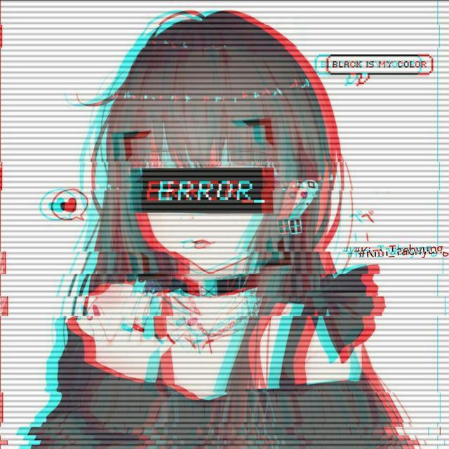 Chica De Anime Llorando, Fondo De Pantalla De