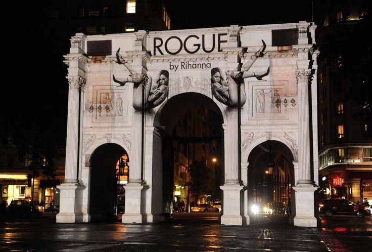 Rogue, nuevo perfume de Rihanna