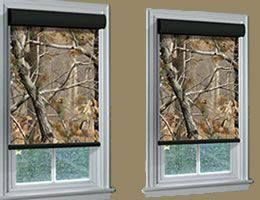 Oh yes, these camo blinds are going in my house one day.