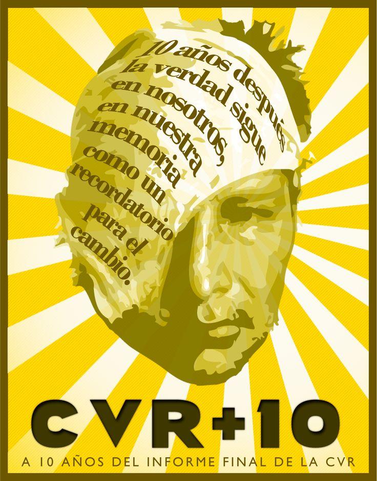 Logo CVR, 10 años