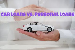 How to finance a used car purchase- car loan or personal loan?: How to finance a…