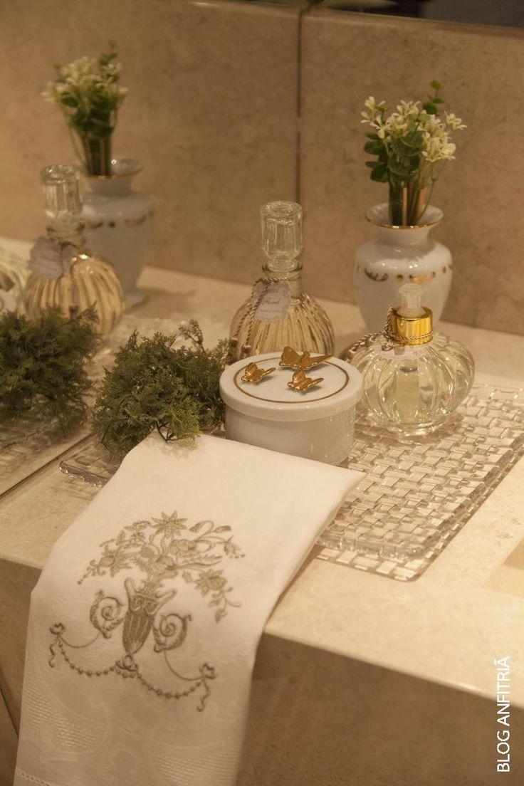 RECEBER EM CASA – como arrumar o lavabo | Anfitriã como receber em casa, receber, decoração, festas, decoração de sala, mesas decoradas, enxoval, nosso filhos