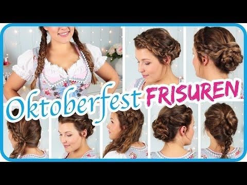 72 best images about haare und frisuren on pinterest dirndl rose braid and flower braids. Black Bedroom Furniture Sets. Home Design Ideas