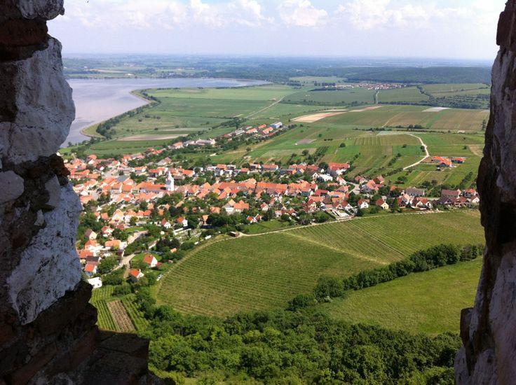 Pavlov ve městě South Moravia