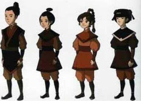 Pictures of Avatar The Last Airbender Zuko And Mai Kid
