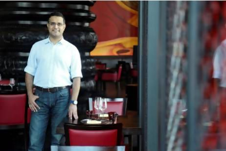 The Indian chef Atul Kochhar talks menus, curries and Michelin to yours truly for The National, Arts & Life