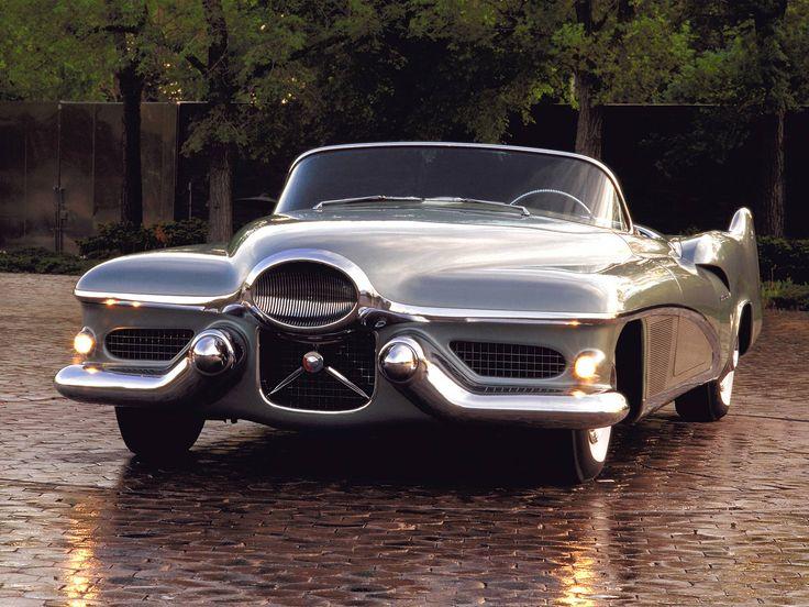 ❦ 1951 GM LeSabre Concept Car [2048 x 1536] - Imgur
