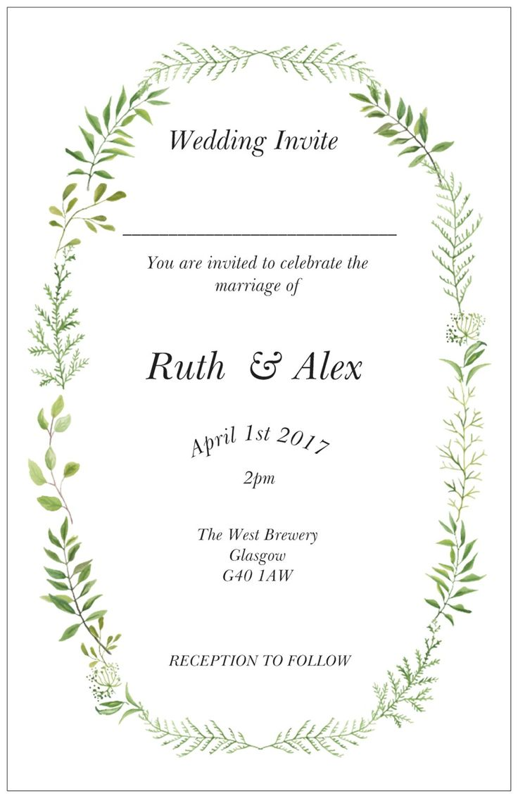 13 Best More Wedding Invitations Images On Pinterest Unique