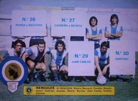"""Cromos Este 1976-77. """"Escudos y equipos"""". Liga Española. 07"""