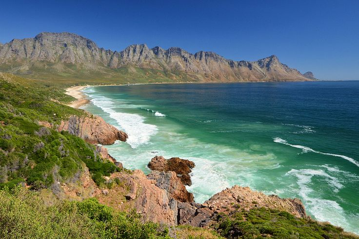 Cape Coastal beauty in South Africa