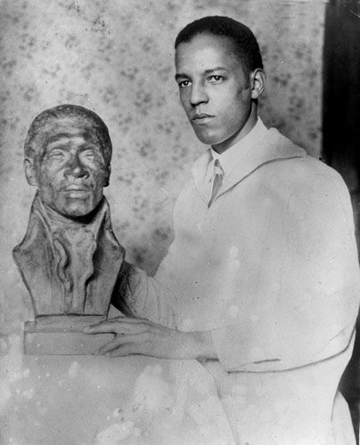 Richmond Barthe Artwork   Richmond Barthé, 1901-1989 James Richmond Barthé was an African-American sculptor known for his many public works, including the Toussaint L'Ouverture Monument in Port-au-Prince, Haiti, and a sculpture of Rose McClendon for Frank Lloyd Wright's Fallingwater.
