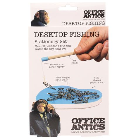 GET IT NOW Desktop Fishing Toy from City Beach Australia