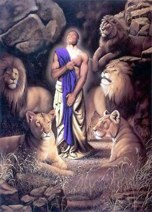 Daniel's Faith in God