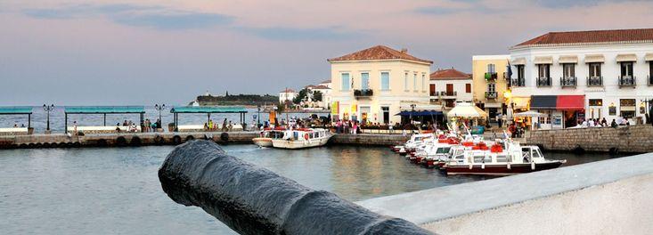 Historic Spetses Island
