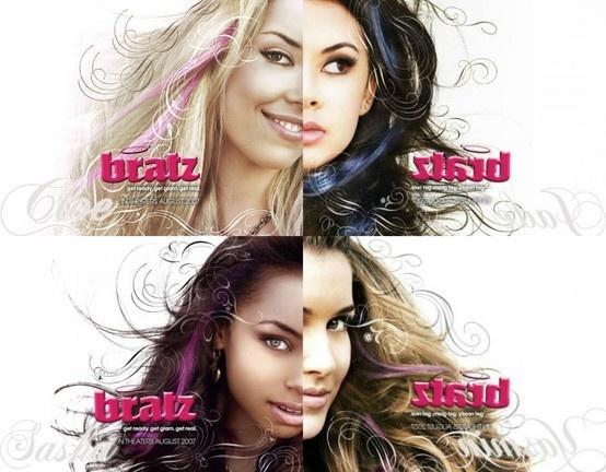 Cloe,Jade,Sasha,& Yasmin | Bratz!!! | Pinterest