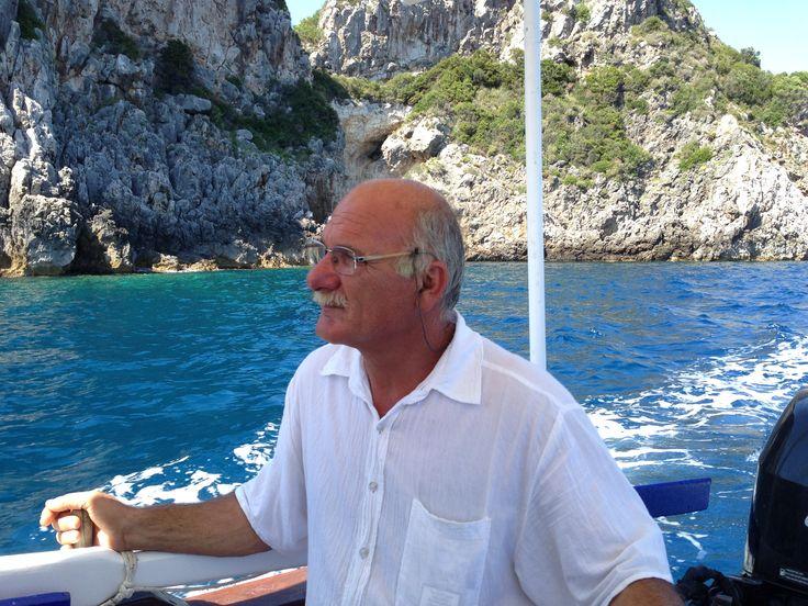 Greece. Corfu. Paleokastrica.