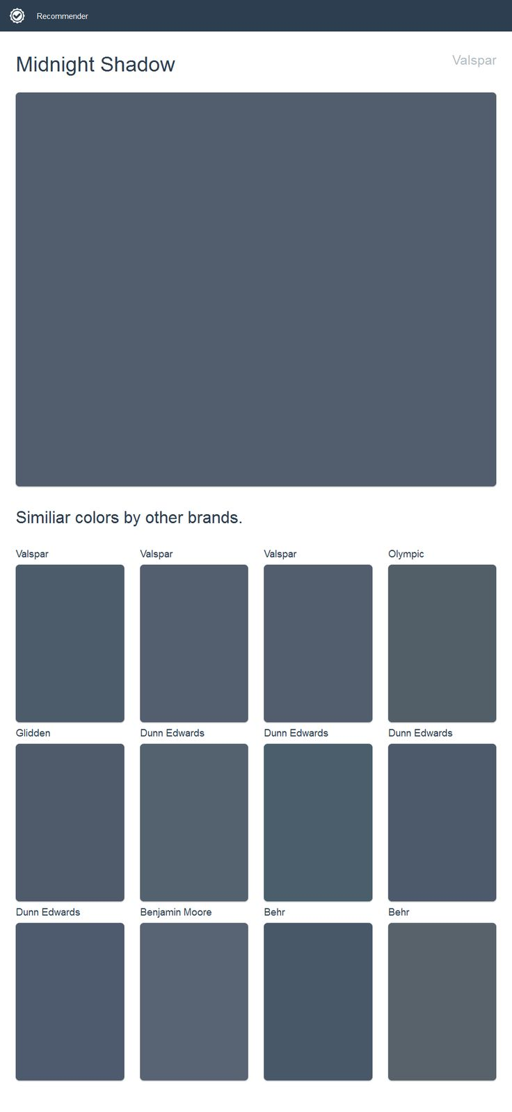 Best 25 valspar paint colors ideas on pinterest valspar paint click the image to see similiar colors by other brands nvjuhfo Image collections