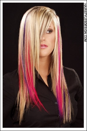 haircuts and colors for hair 12 best lavender highlights images on 5198