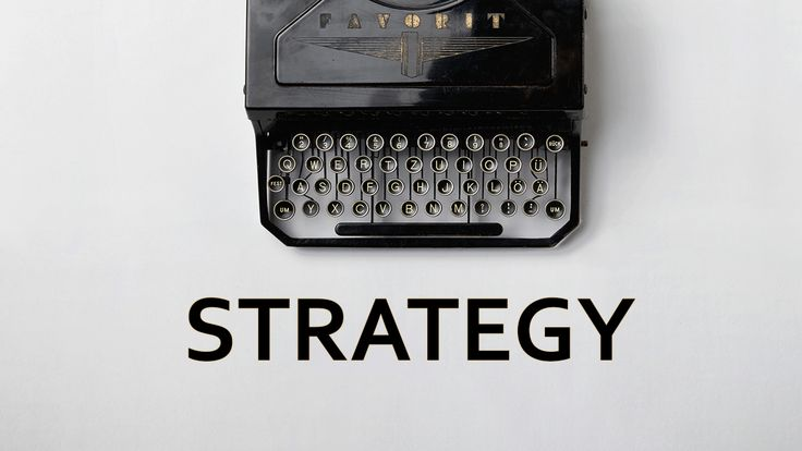 The unique content and marketing strategy for this website