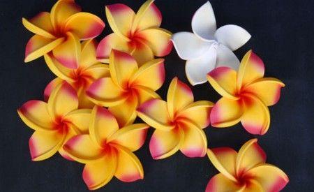 Cómo hacer flores de fomi | foam flower | Pinterest | Google