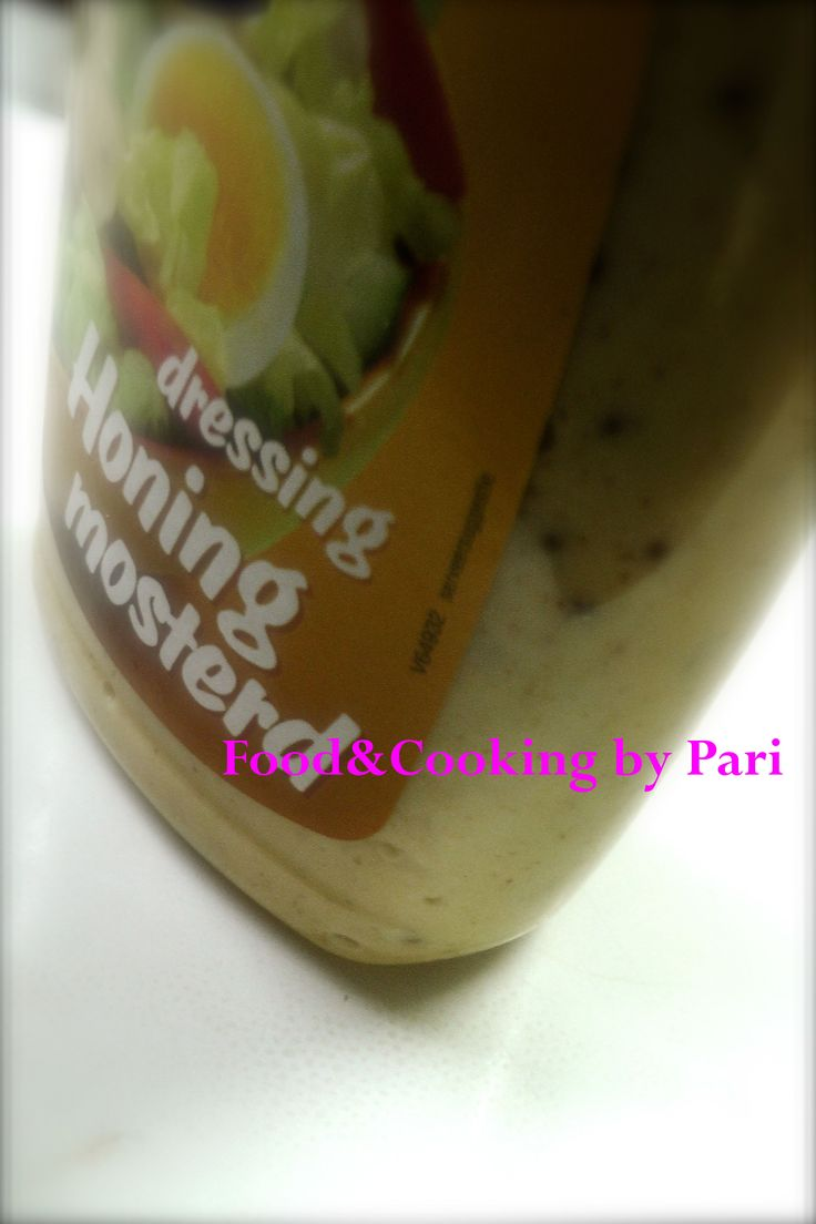 Dressing sauce honing mosterd...any brand at all !