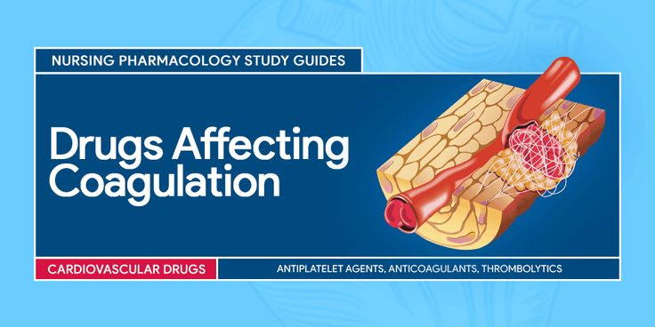 Simplified study guide for nursing pharmacology which includes antiplatelet drugs, anticoagulants, thrombolytic agents, anticoagulant adjunctive therapy and more.