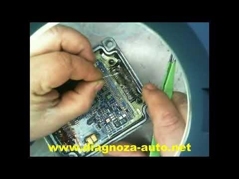 Repair ECU Opel