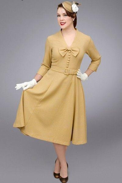 For the Vintage Mother of Bride Dresses
