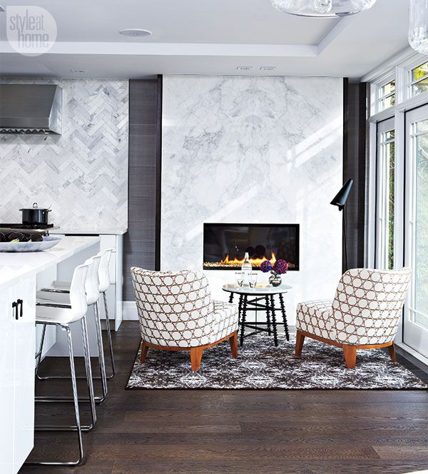 Best 25+ Fireplace Seating Ideas On Pinterest