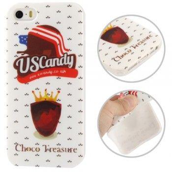 USCandy Pattern TPU iPhone Case