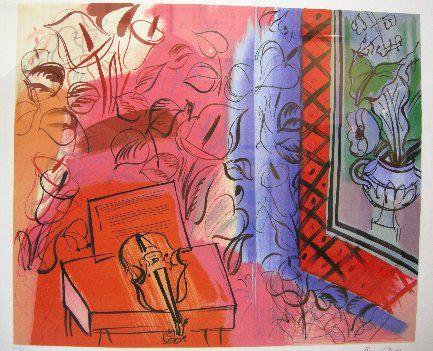 ART GALLERY GAUDI:ラウル デュフィ