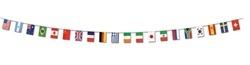 International Flag Banner (23 Feet Long)