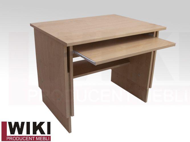 Mini biurko LW1 o długości od 70 cm i głębokości 50 cm Idealne do małych mieszkań.