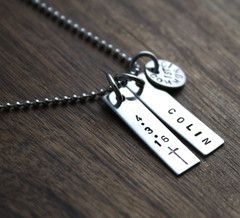 Boys First Communion Necklace