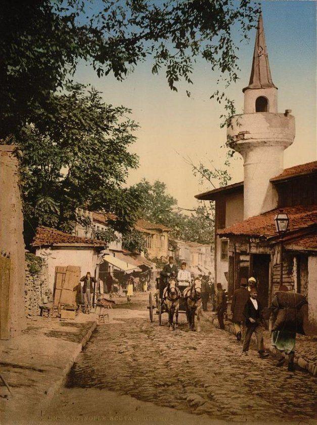 İstanbul'u böyle görmediniz 1890-1900 yılları arasında