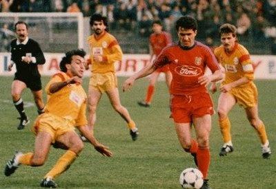 The Legend Gheorghe Hagi