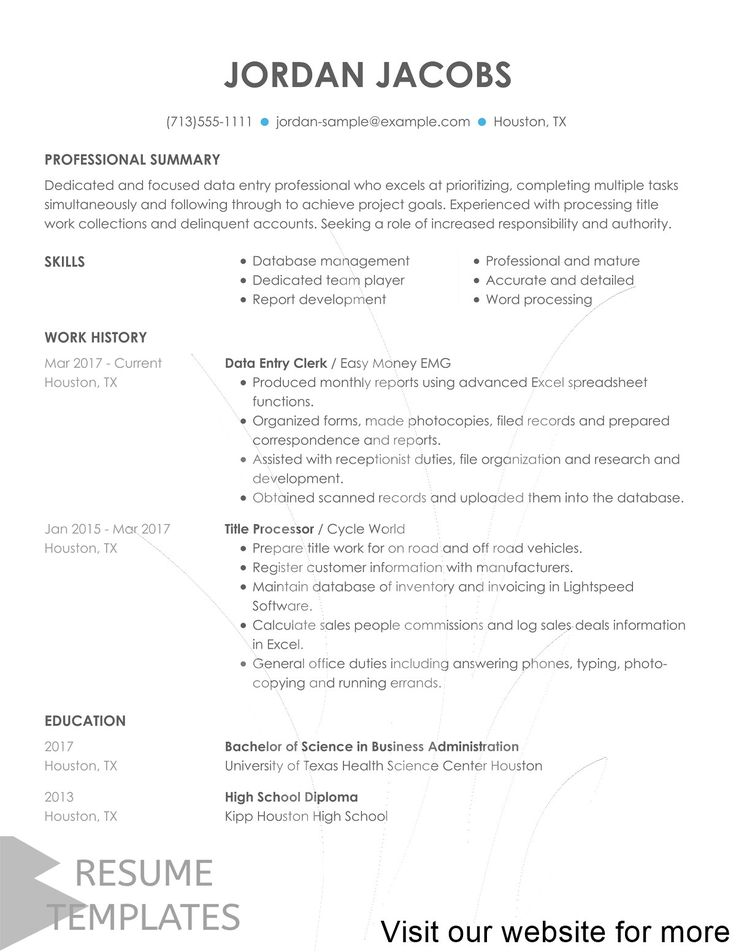 Resume Writing Services | Resume Professional Writers