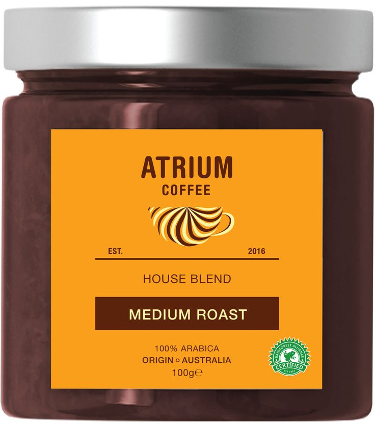Coffee Packaging Design, Instant Coffee.