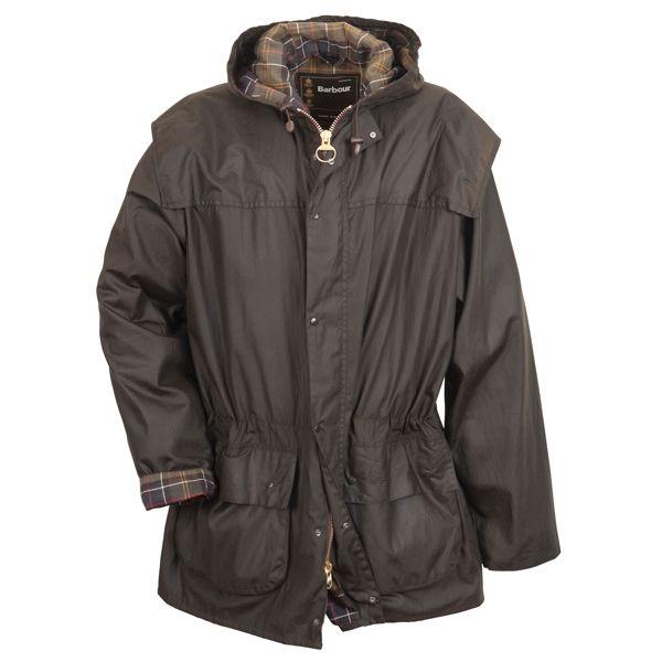 Barbour Classic Durham Jacket | Mens Wax Jackets