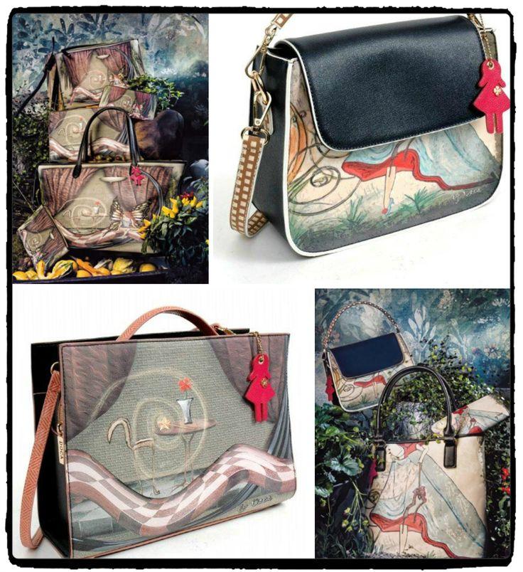 La colección de los cuentos de hadas de la marca DOCA es una colección de bolsos y monederos en la que sus diseñadores se inspiraron en los cuentos infantiles y se dedica a los pequeños príncipes y princesas que necesitan atención.   Ver la coleccion que tenemos en www.bethesda.es  http://www.bethesda.es/?796,bolso-alicia-fairy-tales http://www.bethesda.es/?793,bolso-cenicienta-fairy-tales