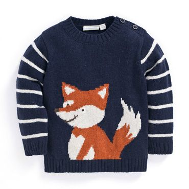 http://www.jojomamanbebe.co.uk/sp fox-jumper-in-girls-jumpers-sweatshirts-and-cardigans d7799