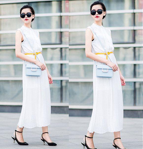 Mặc đẹp như blogger thời trang Ladykelly Wang 14