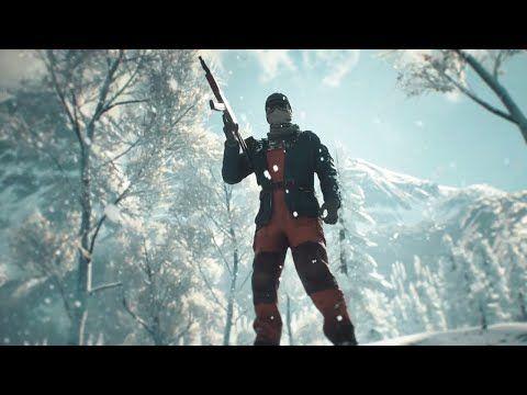 Vigor - Upcoming survival game from Bohemia Interactive