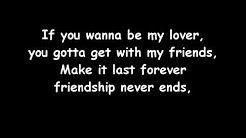 spice girls wannabe lyrics - YouTube