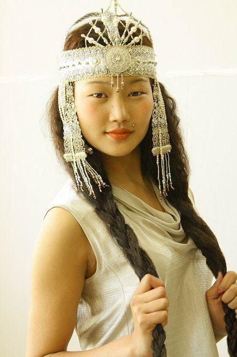 A Yakutian girl