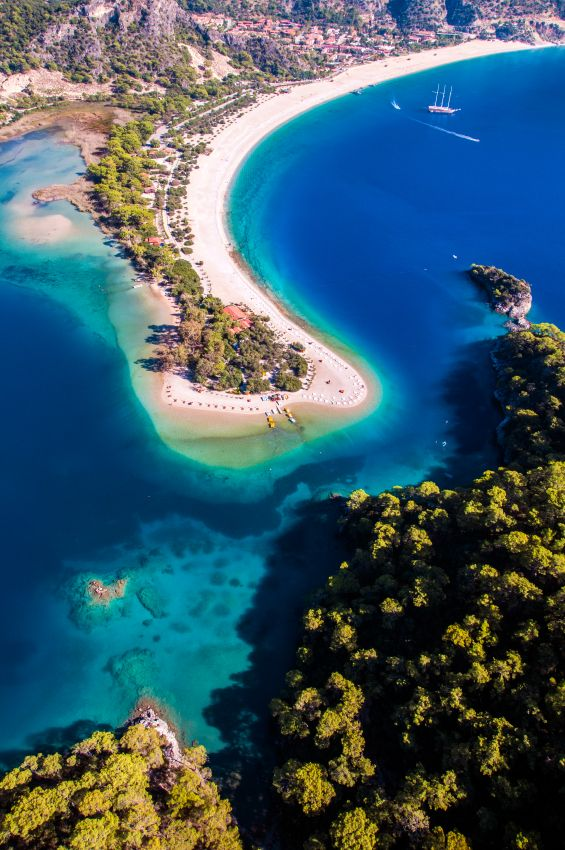 Welcome to paradise on earth, welcome to #Oludeniz #Turkey!
